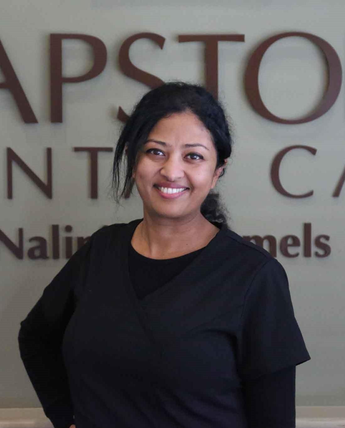 Dentist Yorba Linda CA - Dr. Nalini Jokmels